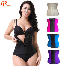 women size xxxxxxl fajas colombianas shaper waist trainer Luxx Corset  body shaper slim latex belt shapewear for woman