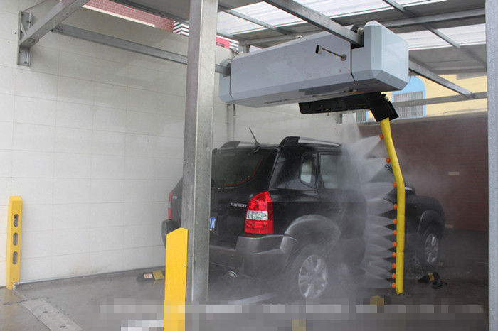 2016 Global cheapest touchless fully automatic car wash prices