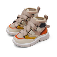 High quality casual shoes children soft fashion sport shoes for boy kids outwears 2018 autumn