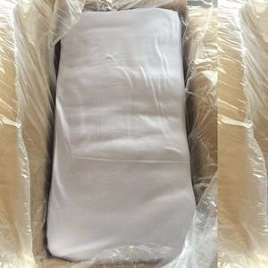 100% polyester blank white seamless bandana neck gaiter headwear sports black bandana