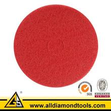 Dry Red Scrubber Floor Pads,Buffing Pads