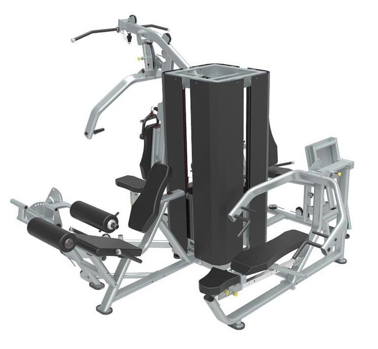 DFT Strength equipment 4 Station New Design Multi-purpose Multifunction Home Gym For Home Use
