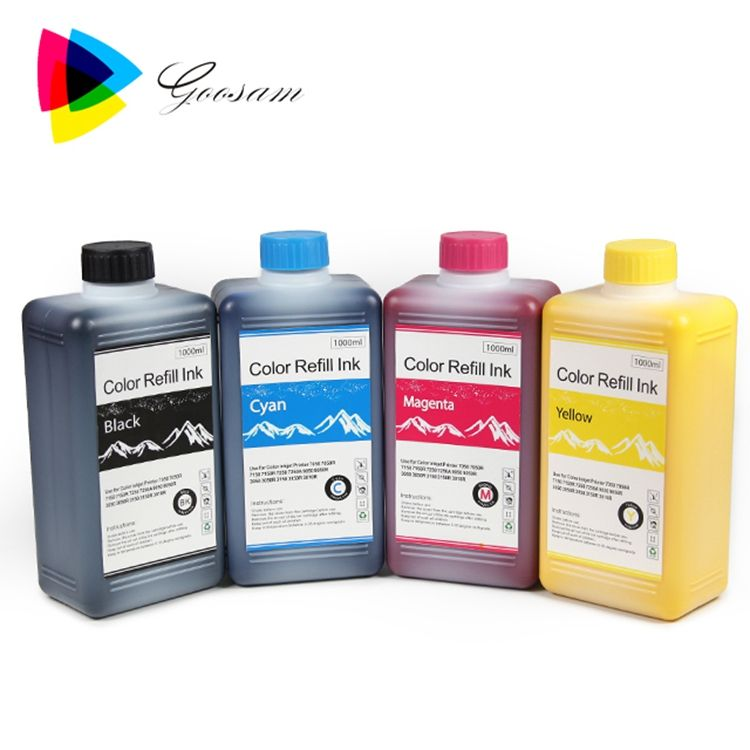 High quality pigment ink for Risos HC5500