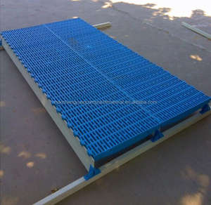 Plastic floor,cheap plastic laminate flooring sheet for pig equipment