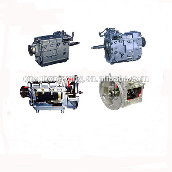 China Supplier 5 6 9 speed Transmission for bus and truck