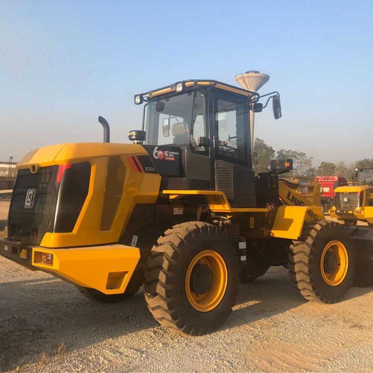 Liugong Wheel Loader CLG836 Mini Payloader CLG835H 3 ton wheel loader