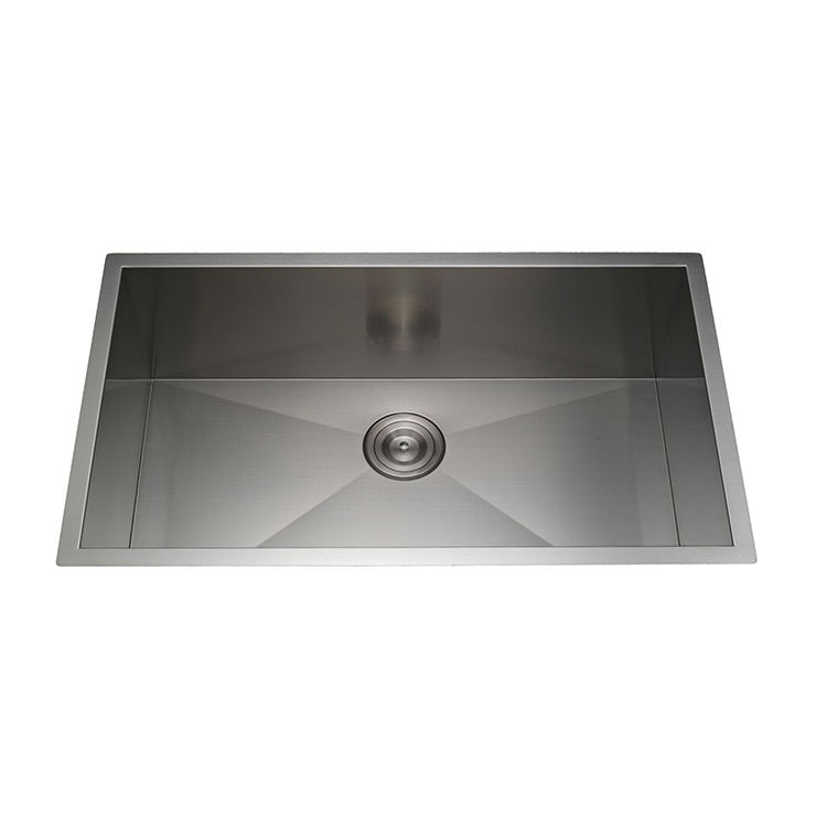 OEM 32 inch Above counter SUS304 kitchen sink