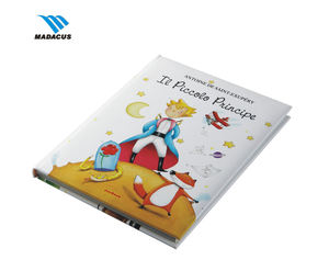 wholesale customized print hard cover kid /childrens picture story book