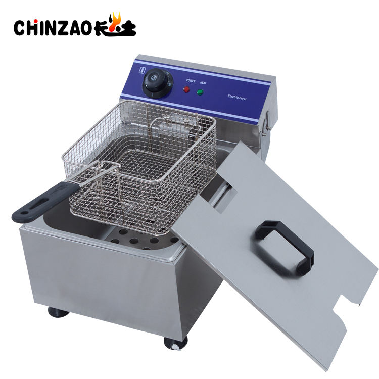 10L Commercial Electric Chicken Deep Fryer Machine