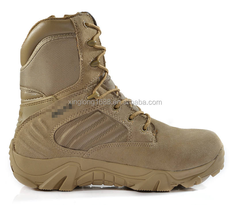 2016 best quality tactical boots pakistan for man