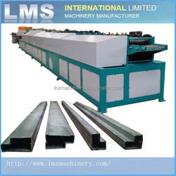 LMS STEP BOXED BEAM ADJUSTABLE ROLL FORMING MACHINE