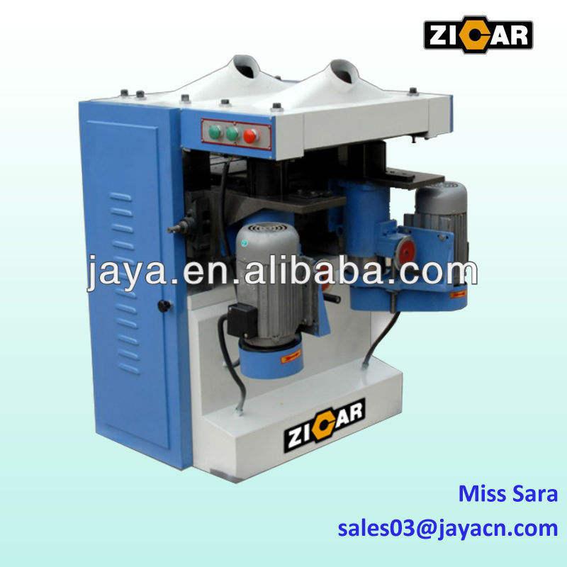Marca zicar 400mm 4 lados desengrosso plaina/carpintaria quatro faces pressador máquina plaina tp404a