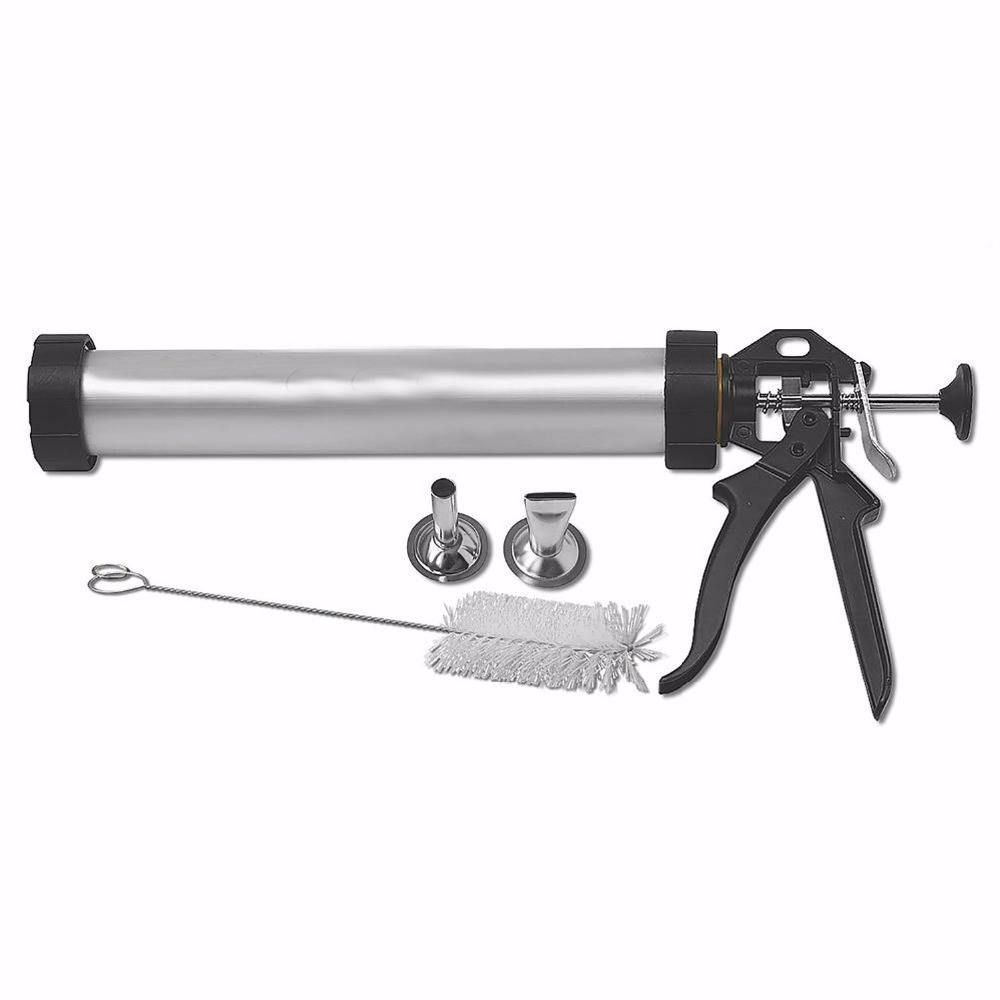 manual jerky gun / jerky kit with stainless steel nozzles Jerky Cannon(BC-4998)