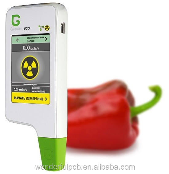 Greentest whatsapp 008618576767803 Nitraat Ion Meter met lcd-scherm