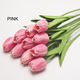Factory Wholesale Real Touch Artificial Flower Silk Artificial Tulips for Home Wedding Party Decoration