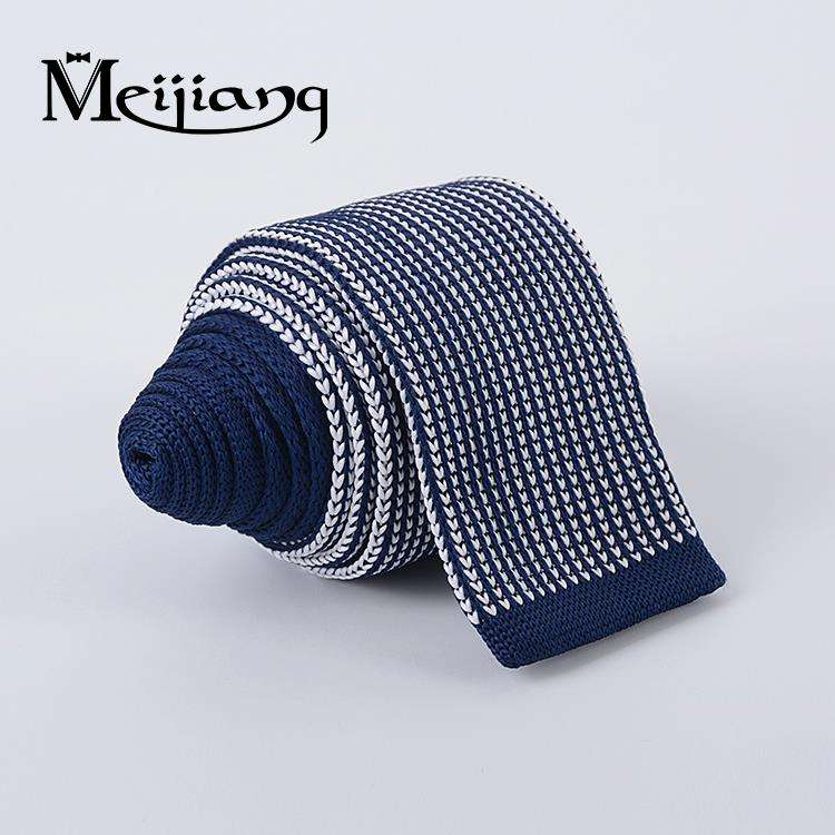 Chinese supplier wholesale popular OEM high quality custom silk tie striped necktie