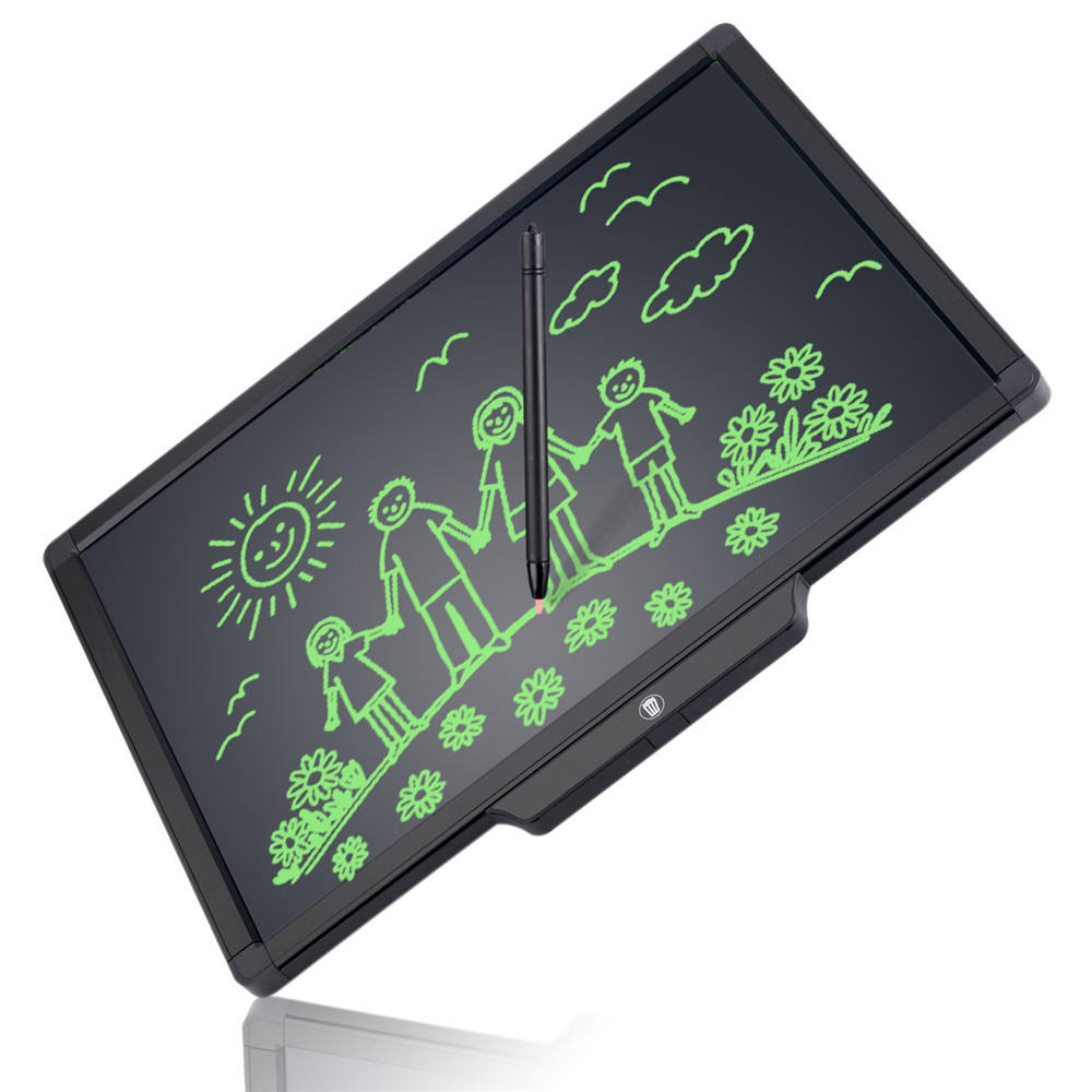 Newyes 20 Inch Lcd Writing Board Electronic Erasable Memo Pad Drawing Tablet For Office