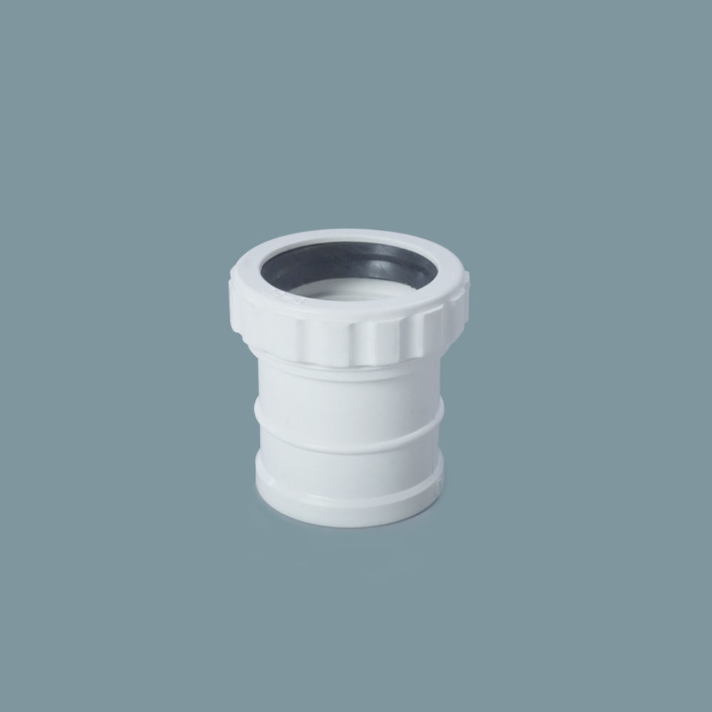 Factory Outlet PVC Pijp Uitbreiding Joint voor Water Drainage