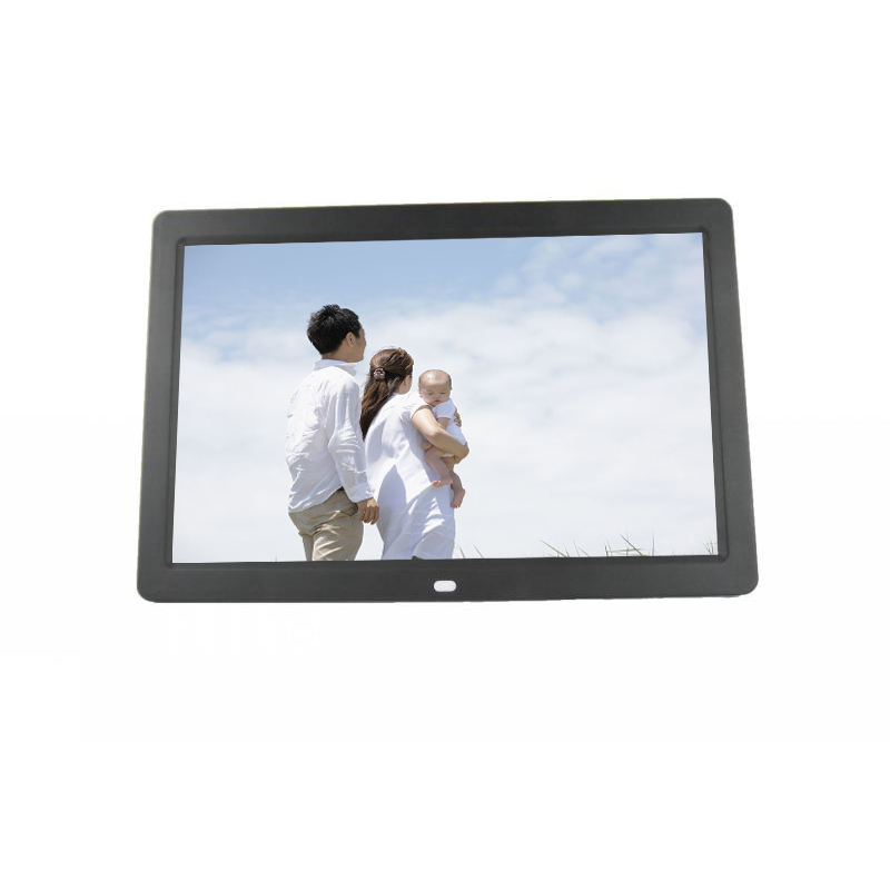 Shenzhen factory 12.1inch large screen digital photo collage wall frames with video playback