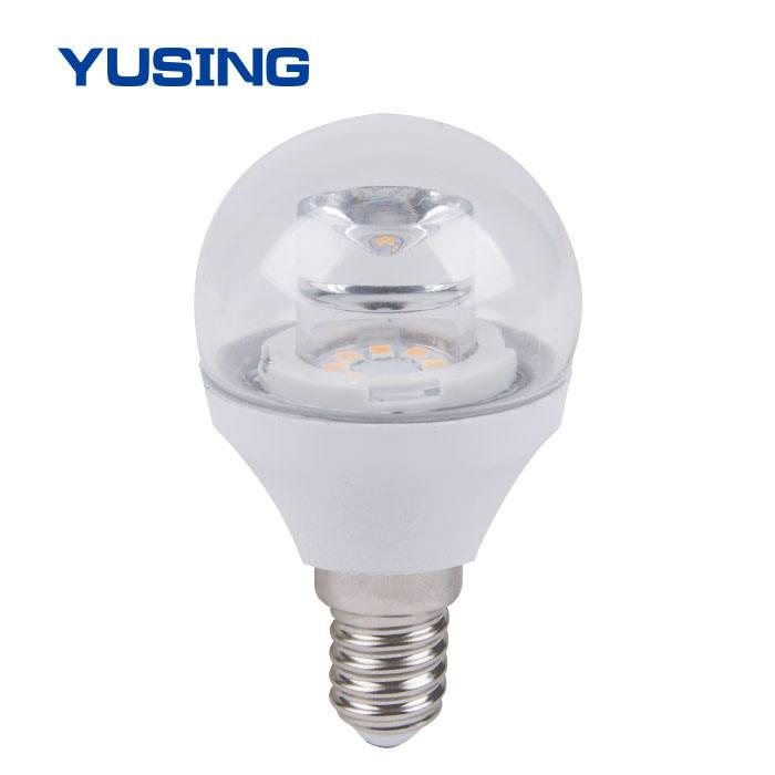 Menor Consumo de energia 6 W CONDUZIU a Luz de Lâmpadas G45 LEVOU E14 Lâmpada