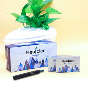 New Trending hot products wholesale sealed box Sticks heated Healcier stick Compatible with heating device