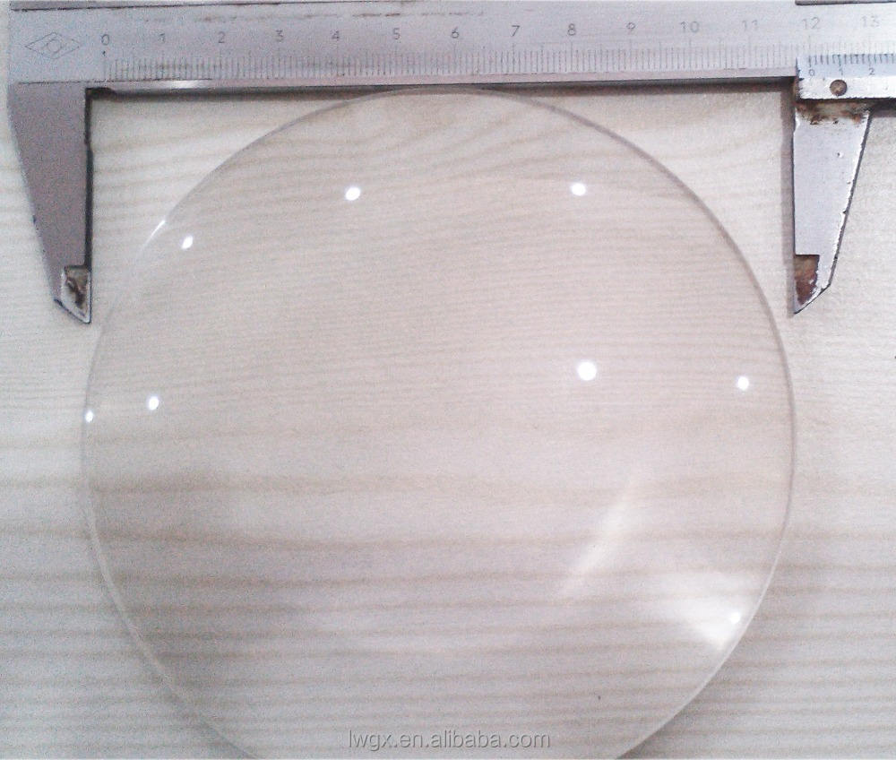 Diameter 120 Mm Plano Bolle Lens Voor Vergrootglas, Spot Light