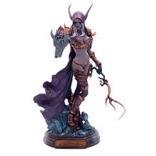 6.6 inch game character the storm series sylvanas windrunner warcraft world action figures