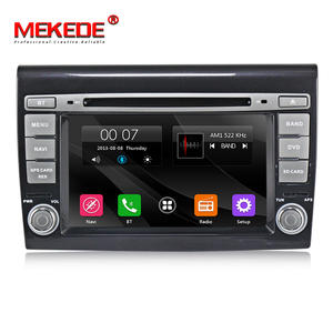 MEKEDE 7 pollici touch screen wince6.0 lettore dvd dell'automobile per Fiat Bravo 2007-2014 car stereo gps radio 1080 P RDS