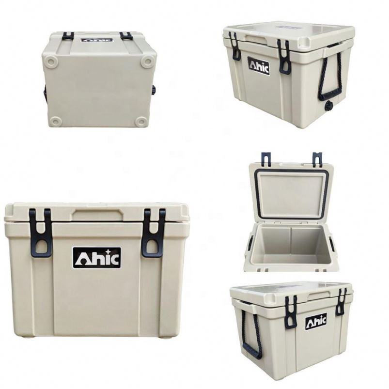 China Manufacturer New Design Good Quality Rotomolded Cheap Ice Box Coolers For Hunting