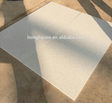 300*300mm Cut to size quartz stone tiles, manufactured quartz floor tiles