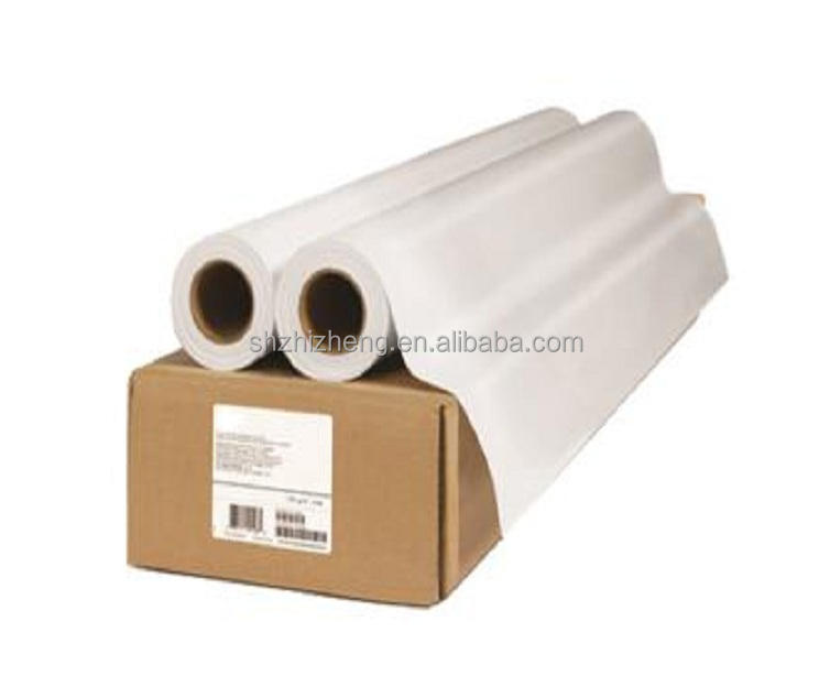 Waterproof glossy self adhesive pp inkjet synthetic paper for inkjet printing