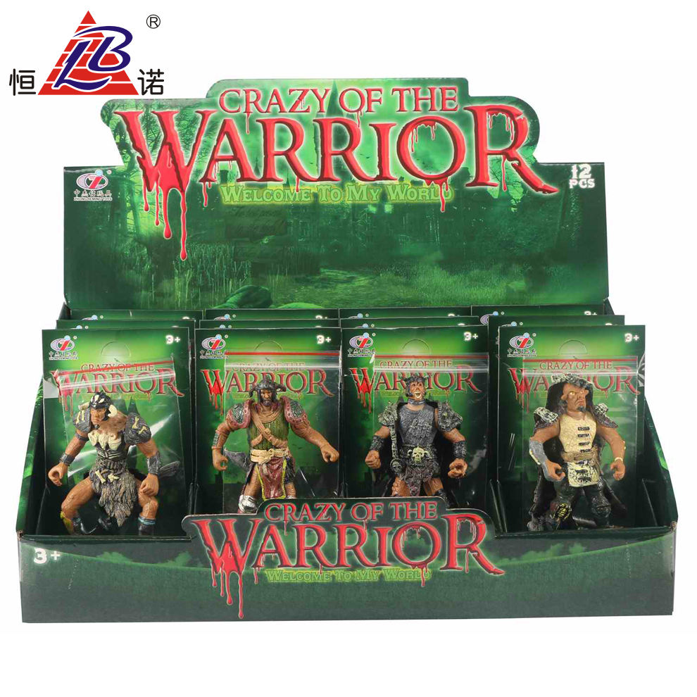 Custom Military Plastic Toy Soldier Army Toy Soldier Figures With EN71