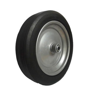 12 inch solid rubber wheel
