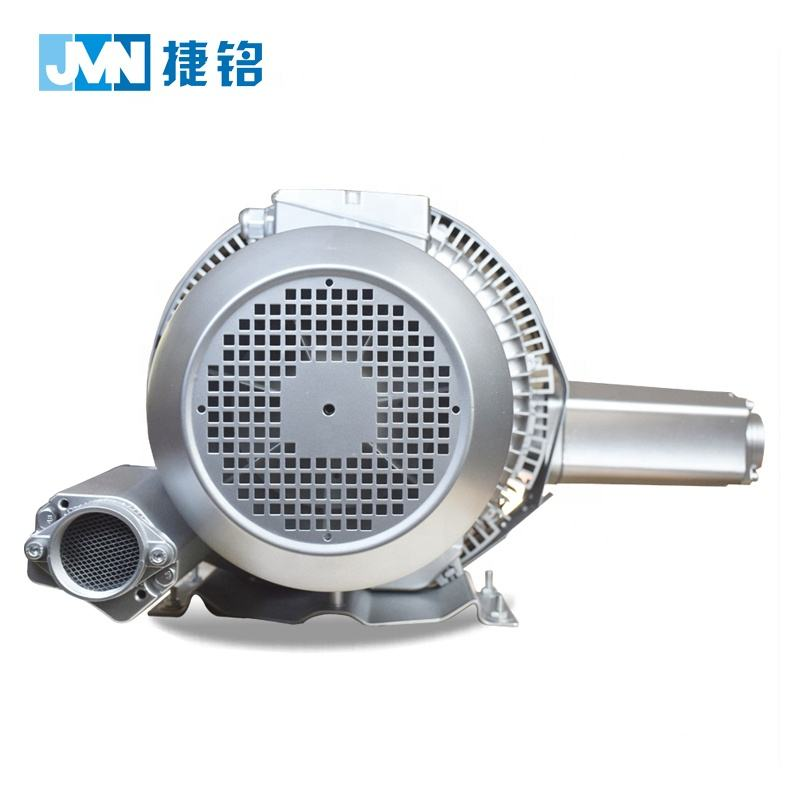 AC Good Quality 15KW 2 Stage 3 Phase High Pressure Electric Turbine Air Blower Fan