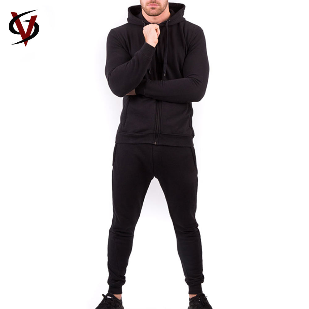 2018 Sports Track Suits 100% Polyester Sport Tracksuit Fleece Tracksuit