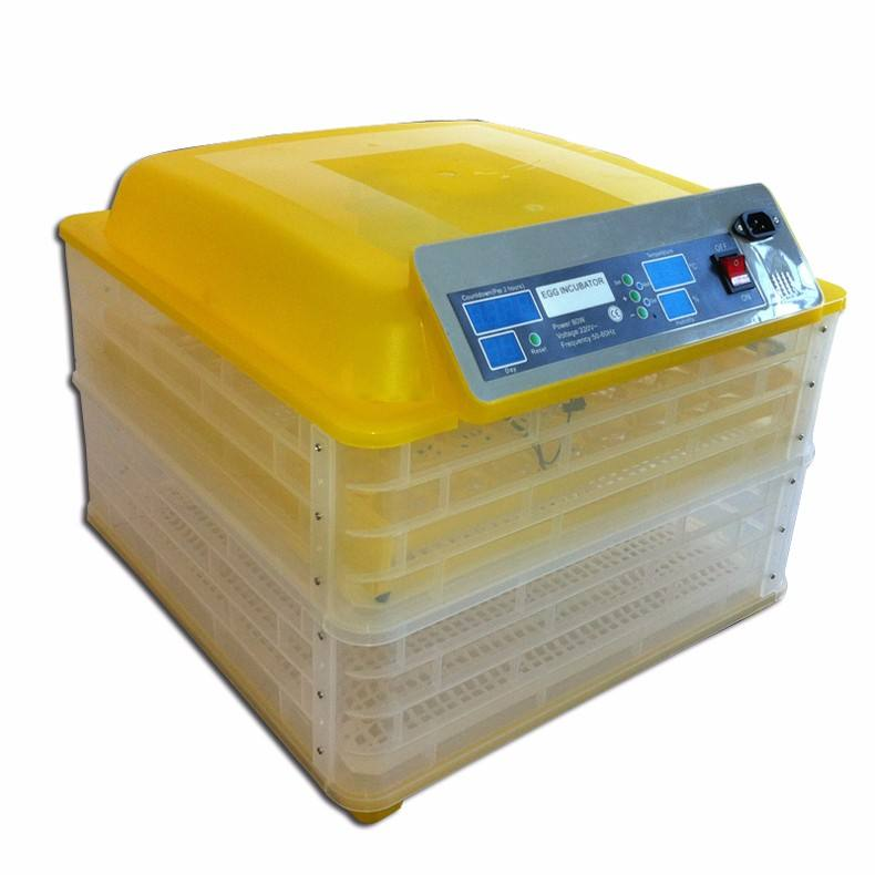 Manufacturer price full automatic large commercial industrial chicken egg incubator