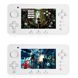 New 4.3inch smart game comsole free download portable mp5 player AS-922