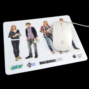 sublimation mouse pad manufacturer slim mouse pad