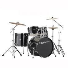 5 pieces drums 3 cymbal drum kits costom color and logo drum set