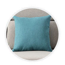 OEM Handmade Customized Living Room Sofa Cushion Linen Pillow Cover