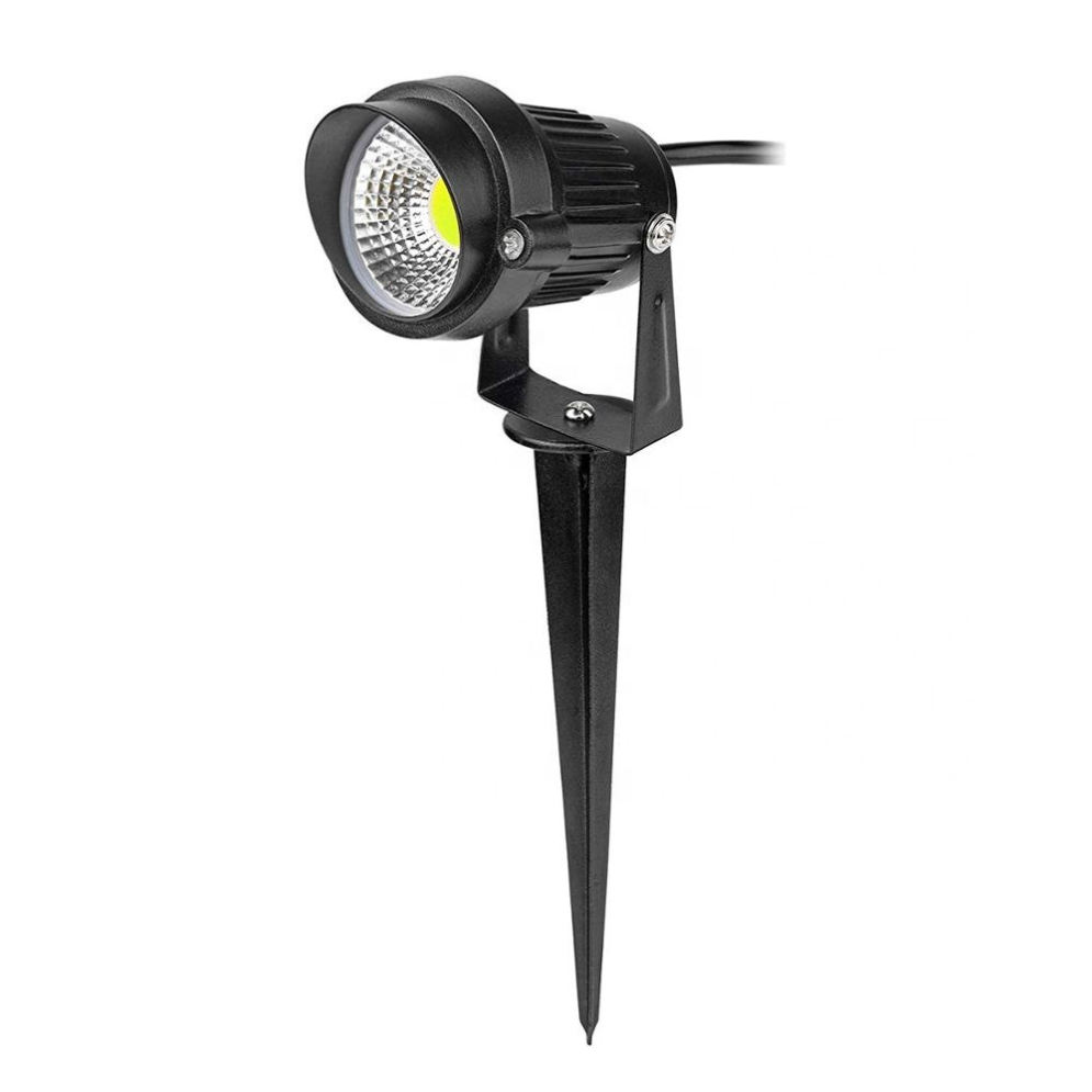 Outdoor aluminum landscape lighting ip65 led garden spot lamp lawn light 5w