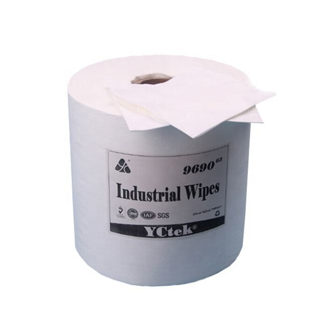 Spunlaced Nonwoven Leather Cleaning Wipes