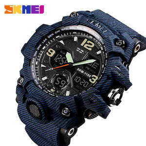 SKMEI G Style Fashion Digital-Watch Mens Sports Watches Army Military Wristwatch Erkek Saat Shock Resist Clock Quartz Watch