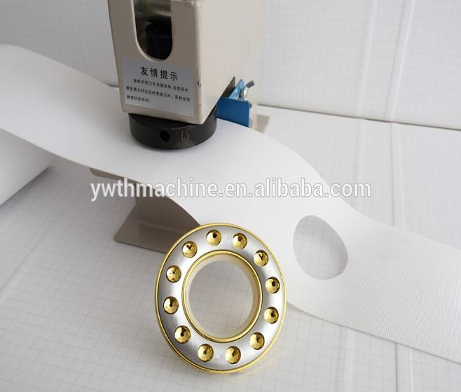 Manual Hand Eyelet Curtain Punch Press Machine