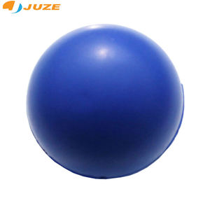 2018 Customized Promotional PU Foam Stress Reliever Squeeze Toy Antistress Balls