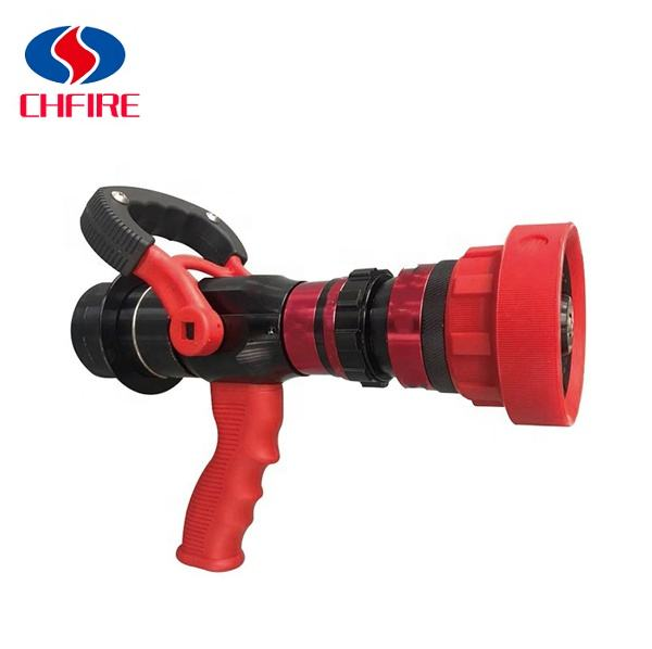 Pistol Grip Adjust Flow Fire Nozzle