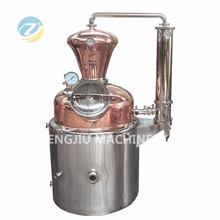 "3""4""6""8"" Reflux turn key Home alcohol distill for Gin Vodka Whiskey distillery"