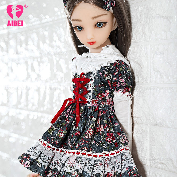 2019 Newest 평 가슴 Love Doll Room18cm 생활에 65 cm Mini 성 Doll