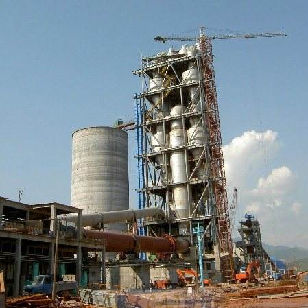 Turnkey Cement factory, turnkey cement plant