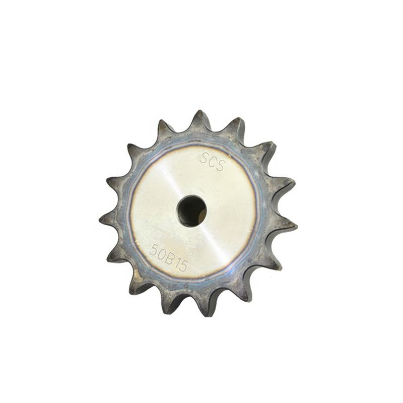 pitch 9.525mm roller dia 5.08mm teeth thickness 4.3mm standard 35 series sprockets